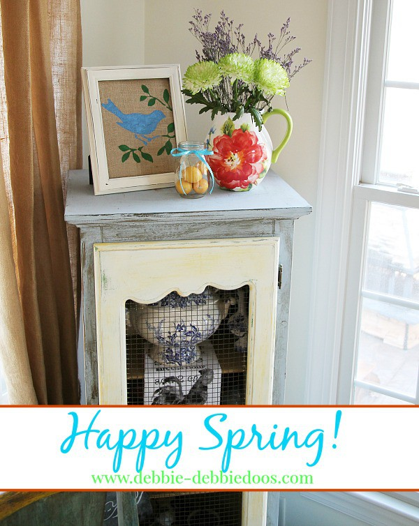 Happy Spring in the kitchen
