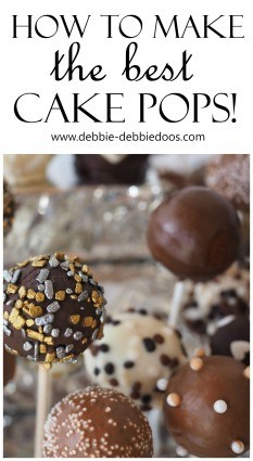 How to make the best cake pops ever