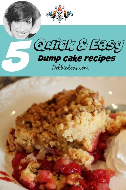 Tropical Dump Cake Recipe