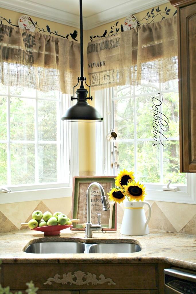10 Easy diy Kitchen craft decor ideas - Debbiedoos