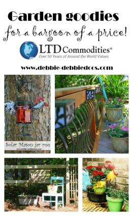 Garden goodies from LTD