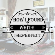 How I found the perfect white