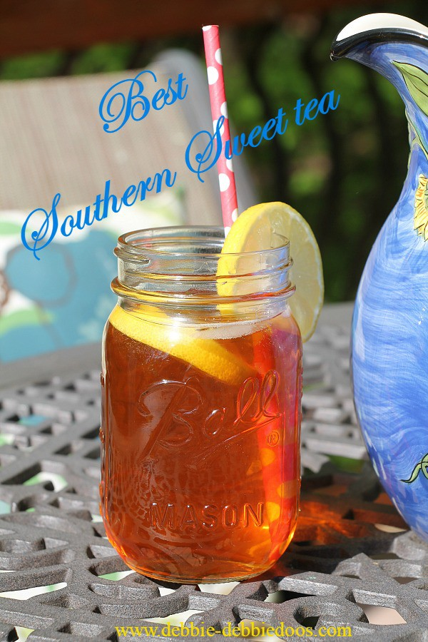 best southern sweet tea recipe