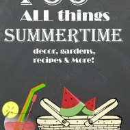 All things creative summertime edition