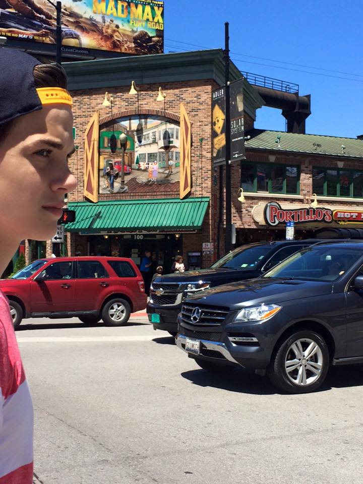 Jack at Portillo's