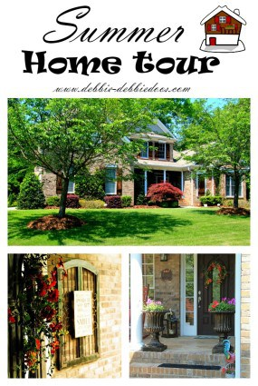 Summer home tour with Bhome