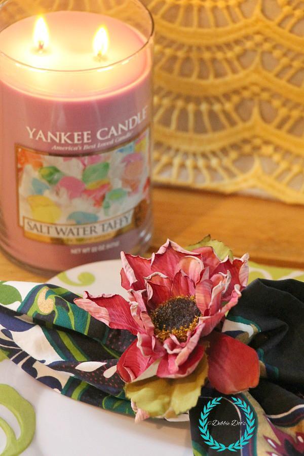 salt water taffy Yankee Candle