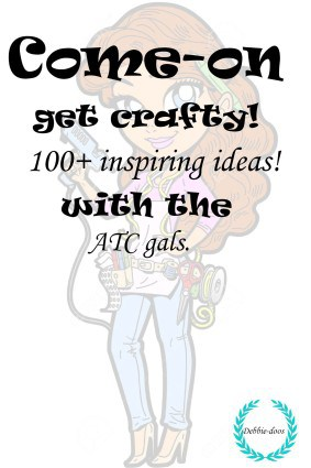Come on get crafty with over 100 inspiring ideas from the All things Creative group