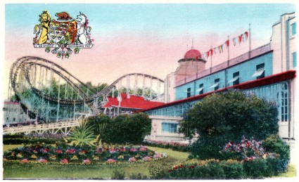 Cyclone_coaster_and_exterior_Crystal_Ball_Room_Crystal_Beach_Ontario_postcard_cropped