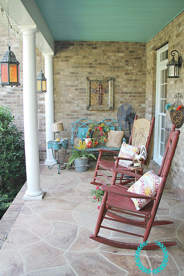 summer porch decorating ideas