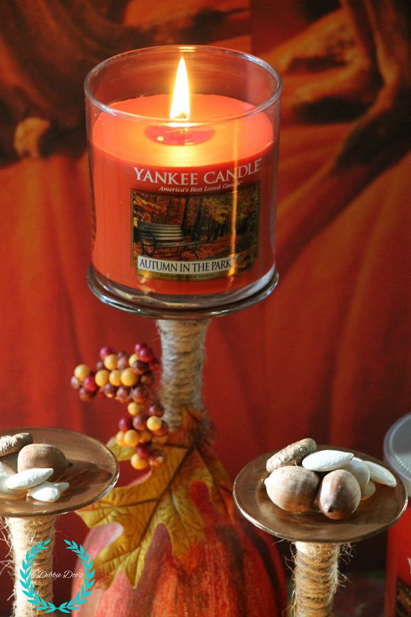 Yankee candle Autumn in the Park