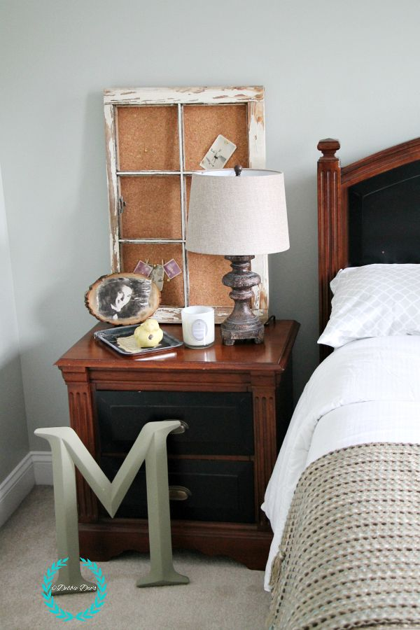guest bedroom makeover unisex decor and style