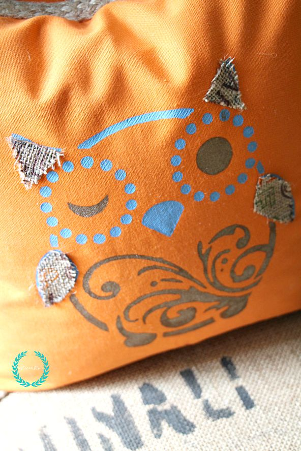 owl no sew pillow