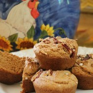 Cool whip spice cake muffins