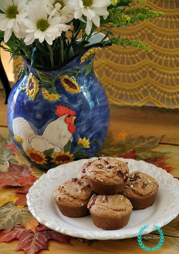 spice muffins