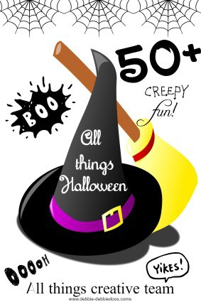 All things Creative Halloween edition