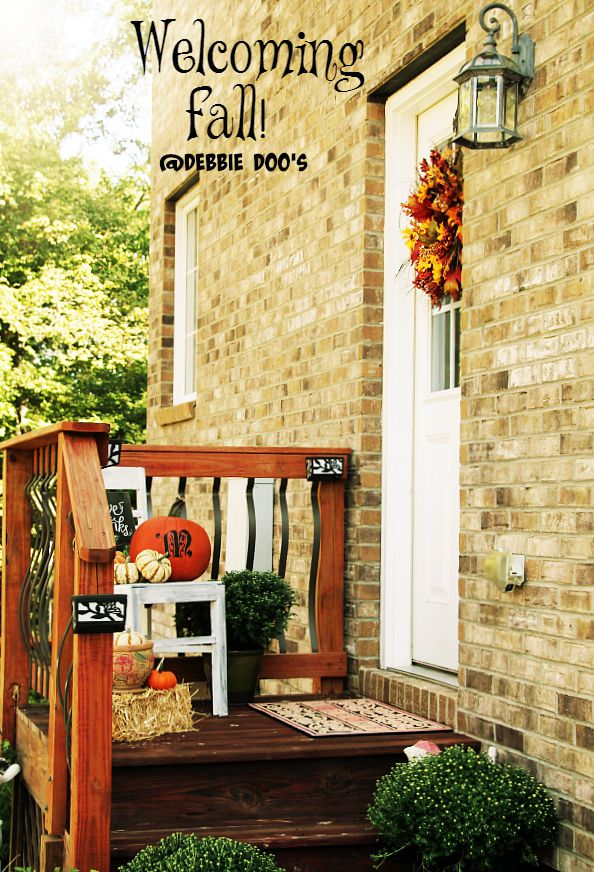 Welcoming fall side entry
