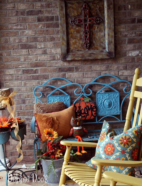 cozy fall decor decorating ideas