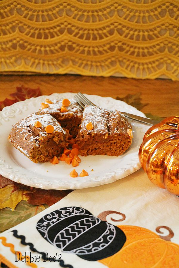 moist and delicious pumpkin cake