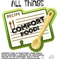All things Comfort food