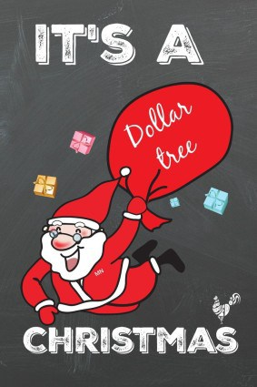 Dollar tree Christmas crafts and home decor ideas