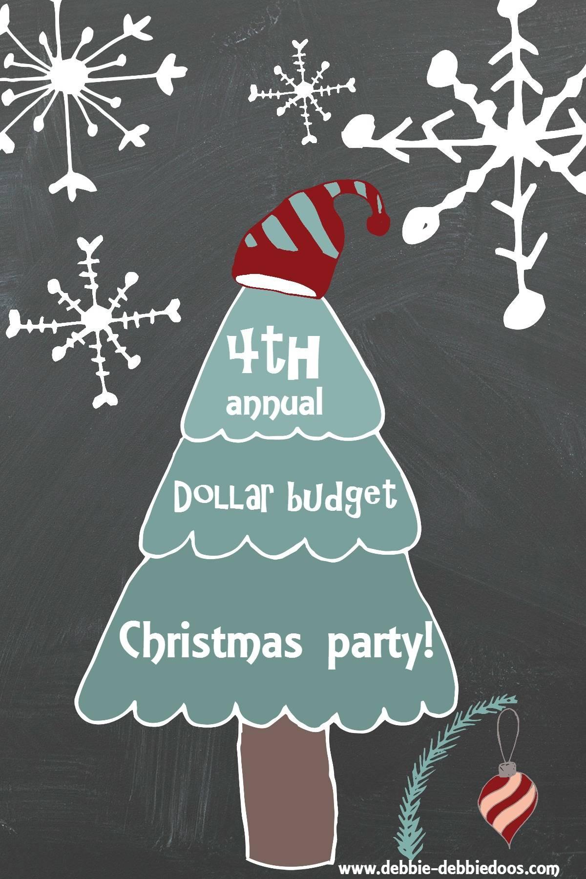 dollar store christmas extravaganza debbiedoos - Dollar Store Christmas Tree