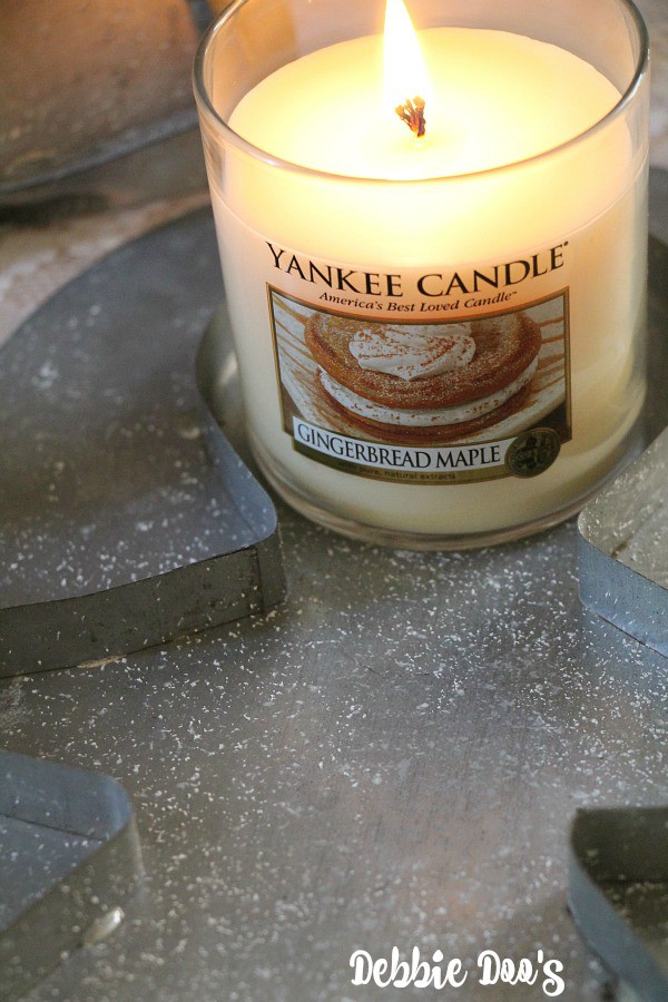 Gingerbread Maple yankee candle