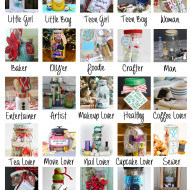 Mason jar themed Christmas gift ideas