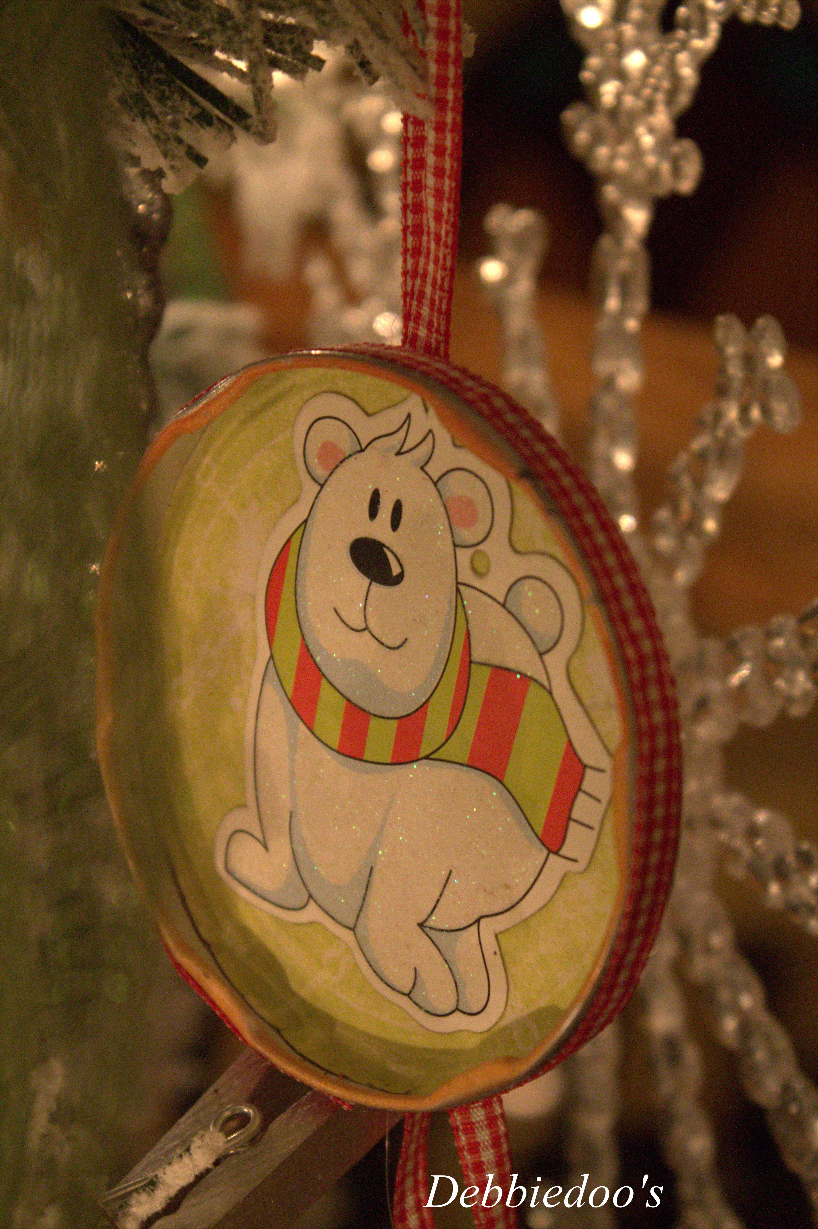 make your own christmas ornaments how to make your own ornaments debbiedoos 30433
