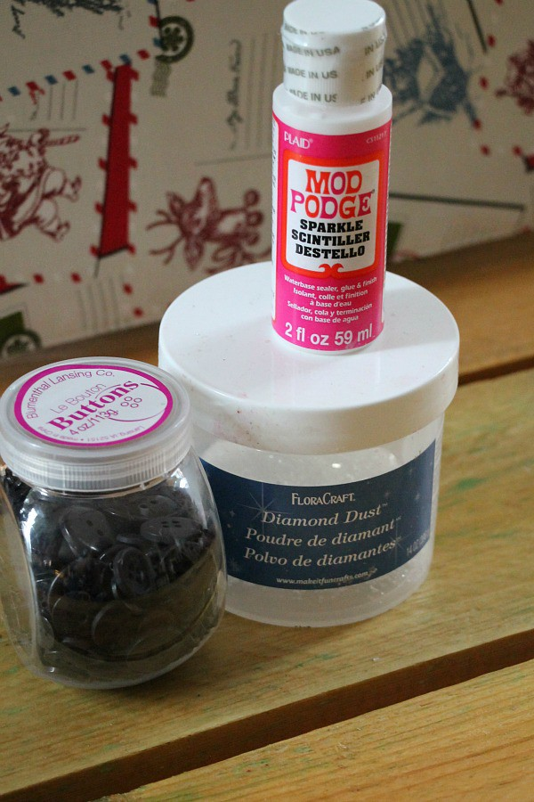 supplies for snowman craft