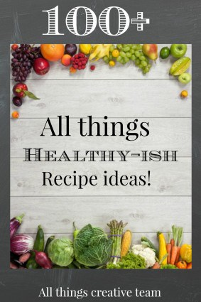 All things healthy recipe ideas from weight watchers meals, to desserts without the guilt!