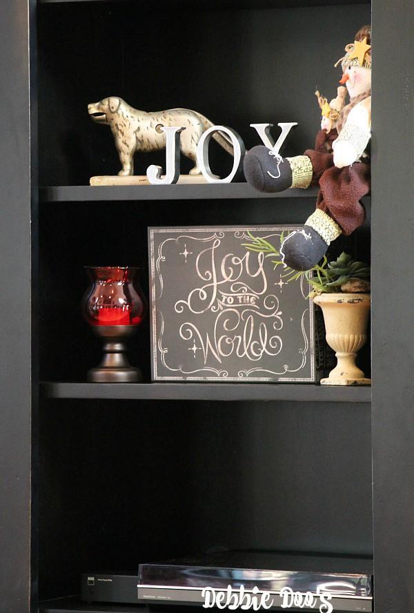 Christmas boxes ofr home decor