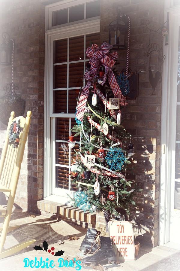 Dollar tree Christmas tree decorating ideas