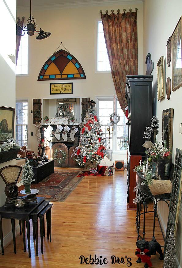 bhome christmas home tour