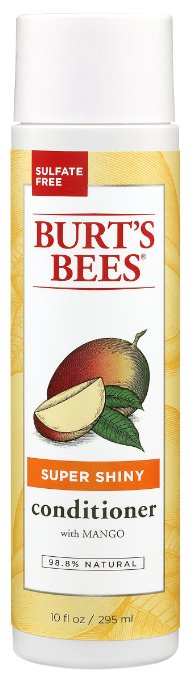 burts bees hair conditioner