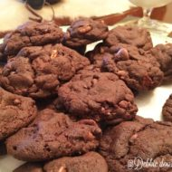 Chocolate mayonnaise cookie recipe