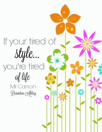 If you are tired of life