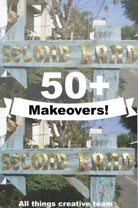 Thrifty Home Ideas 50 thrifty home makeover decor ideas debbiedoos second hand finds madeover workwithnaturefo