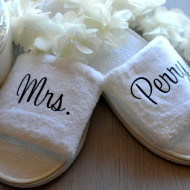 How to personalize and monogram just about anything!