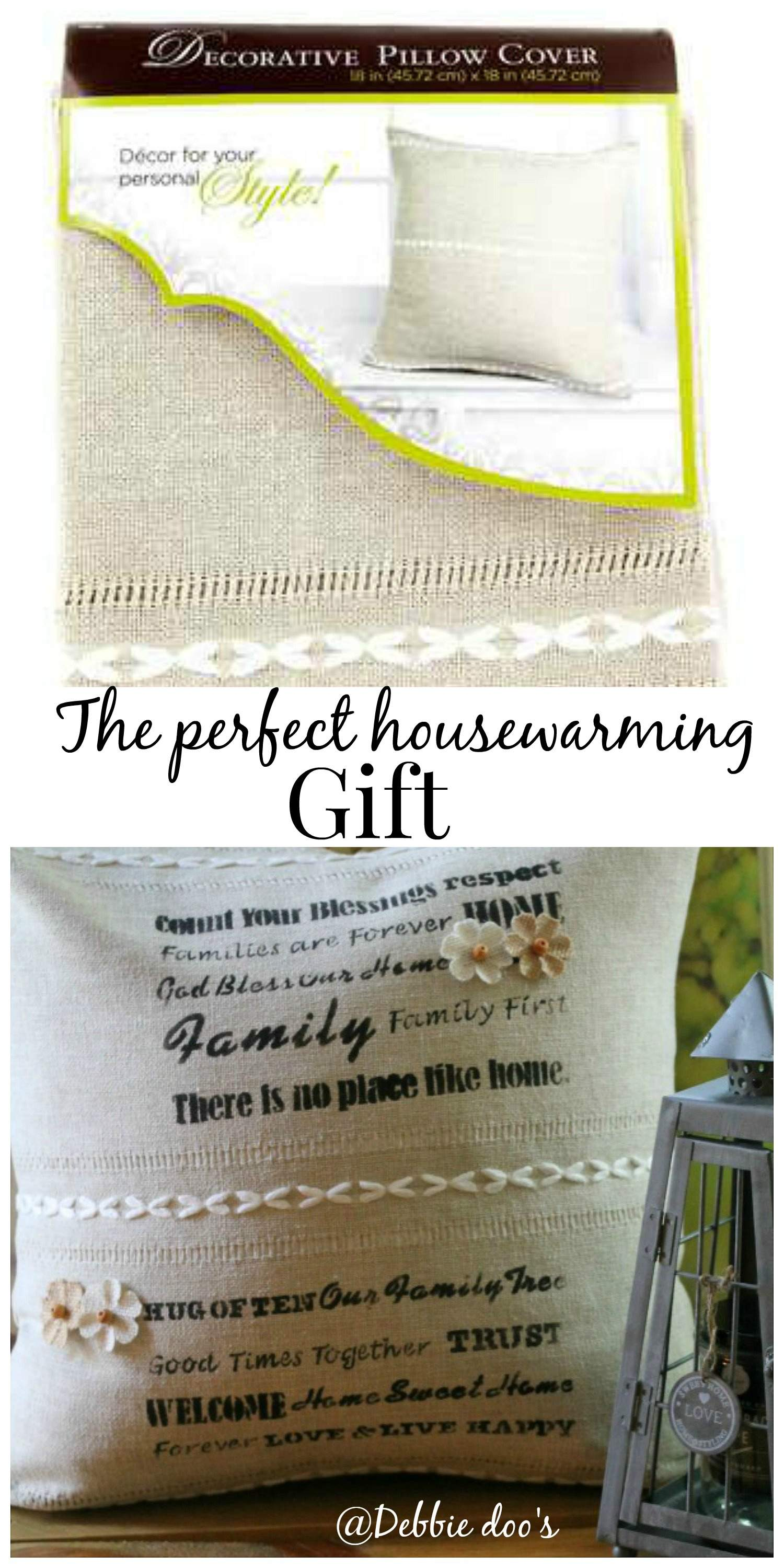 Diy housewarming gift idea - Debbiedoos