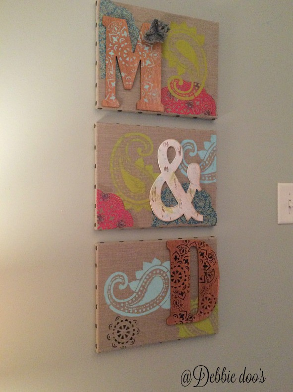 canvas art from Michaels