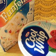 3 ingredient funfetti cool whip cookies