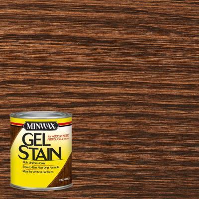 Gel stain