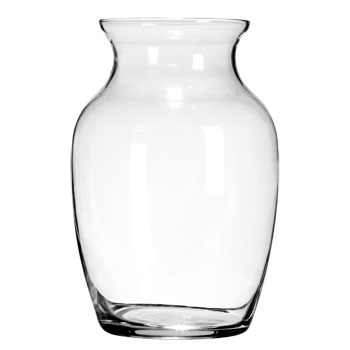 Dollar tree glass vase