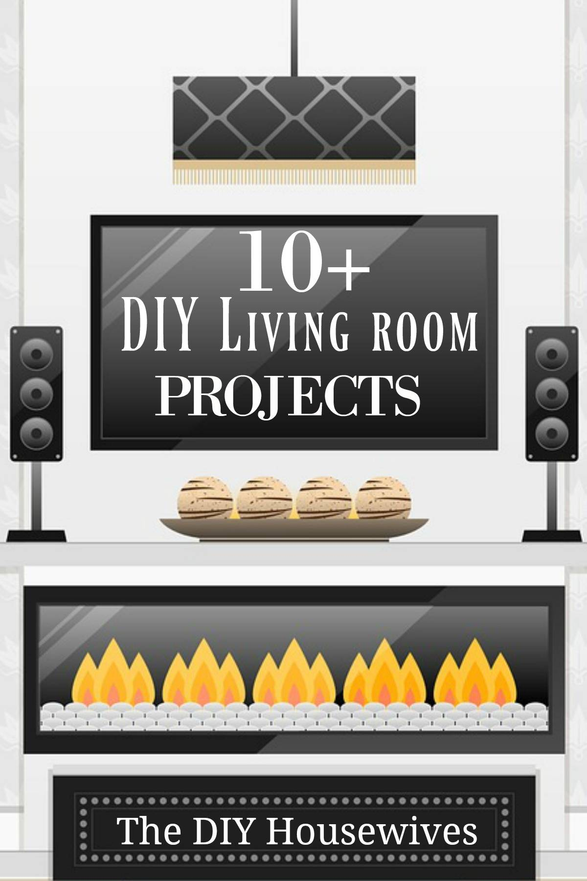 Living room diy projects