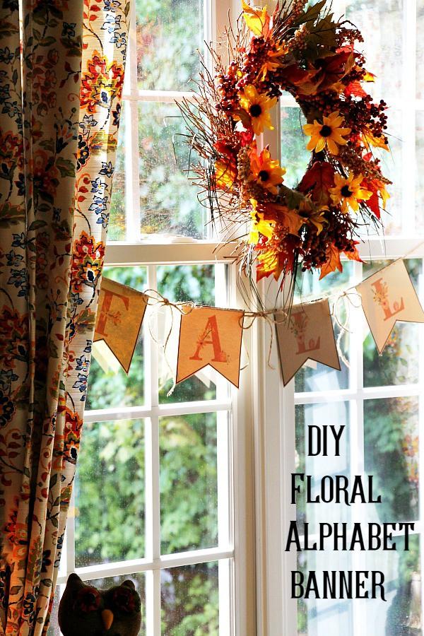 diy-floral-alphabet-banner