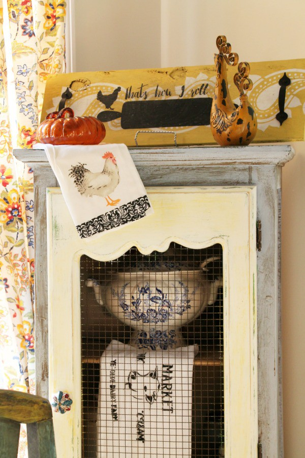 painted-pie-safe-and-diy-stencil-projects-by-debbiedoos
