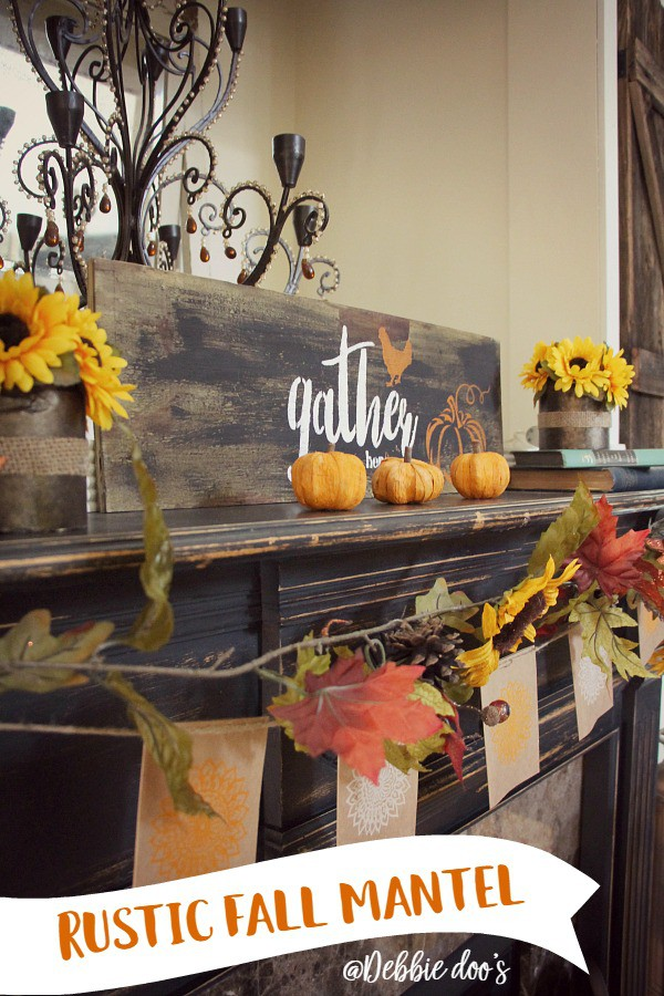 rustic-fall-mantel
