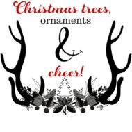 100+ Christmas-Trees-Ornaments-And-All-Things-Cheer