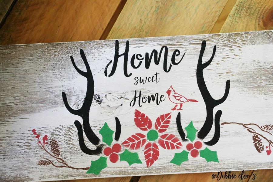 Debbiedoos-home-sweet-home-stencil